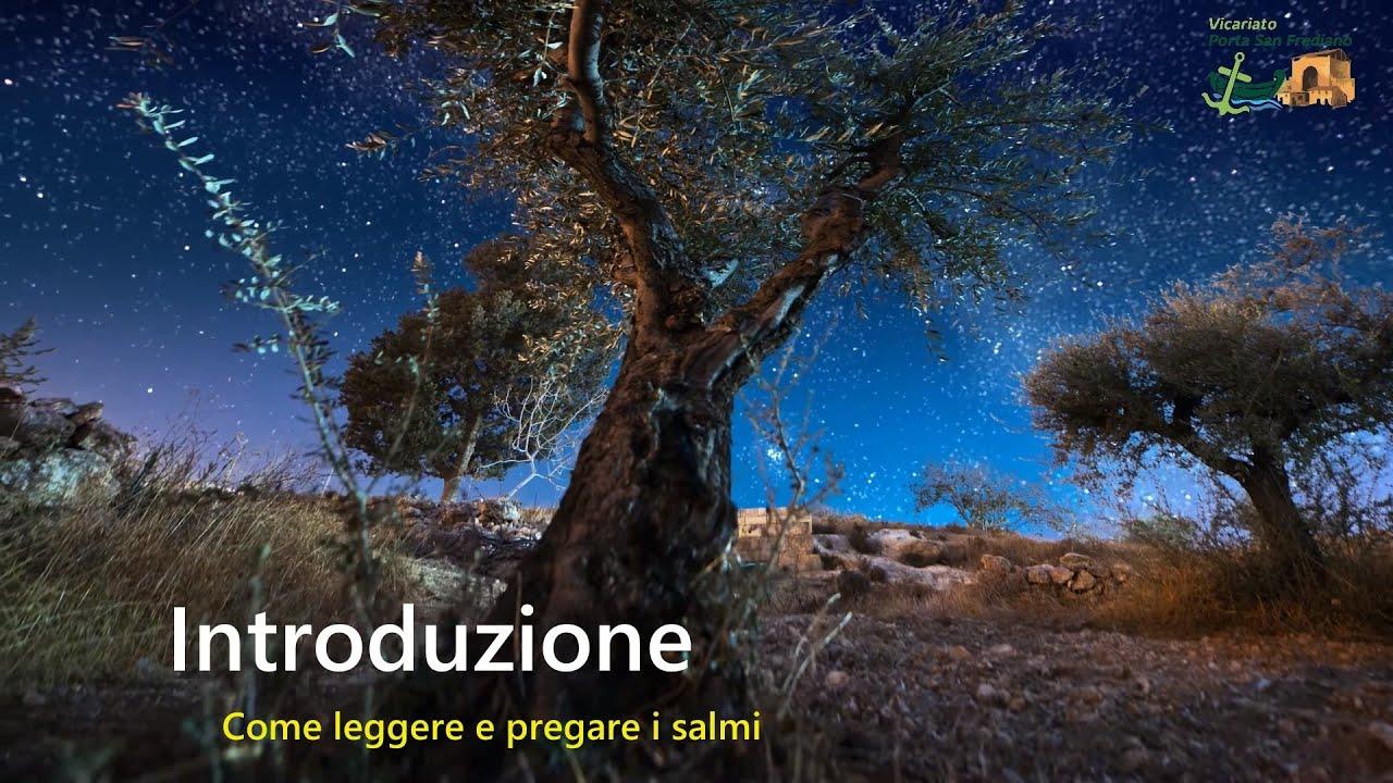 I Salmi delle Salite (Introduzione) – Don Luca Mazzinghi