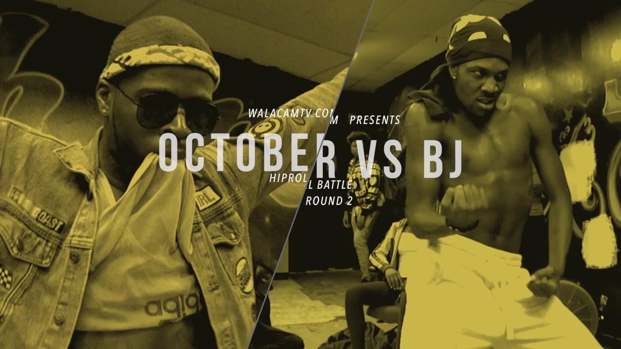 WALACAMTV.COM ITS ON...OCTOBER VS BJ  RD 2 @ FINAL PHAZE /DA WARZONE!!
