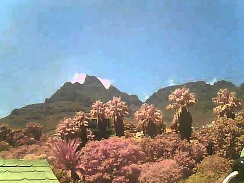 Timelapse Video – Table Mountain – 19/01/2011