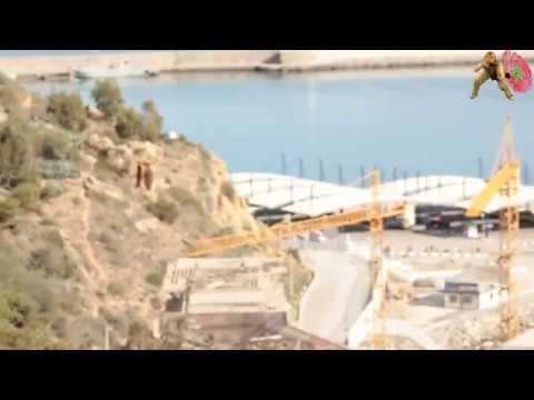 La Baie D'El Hoceima vue d'une terrasse / خليج الحسيمة مشهد من تيراس مقهى