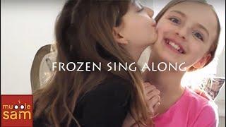 GMA's Frozen Let It Go Epic Live Sing-A-Long | Mugglesam