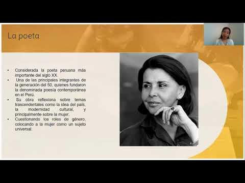 Vidéo de Blanca Varela