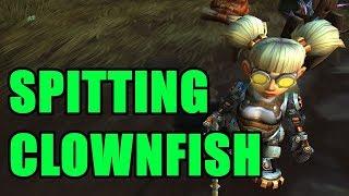 Spitting Clownfish - Quest - World of Warcraft
