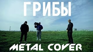 ГРИБЫ - ТАЕТ ЛЁД (metal cover by painsounder)