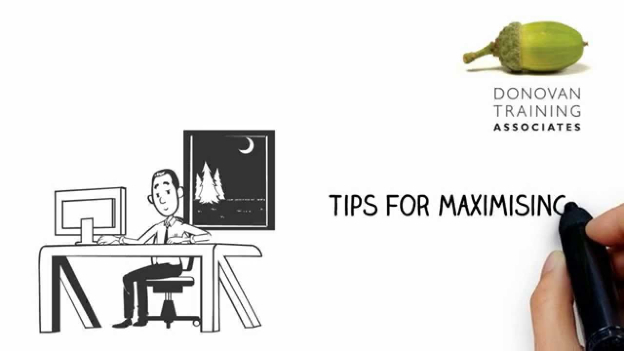Time Management Training Tips