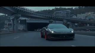 Night Lovell ft. Lil West-Fukk!!CodeRED / Ferrari 458 Liberty Walk