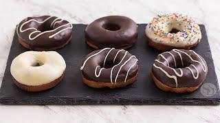 Donuts Americano - Receita Sandra Dias