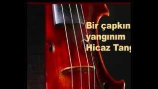 Bir çapkına yangınım-Yaprak Sayar-Tango