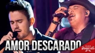 Humberto e Ronaldo   Amor Descarado CD 2016