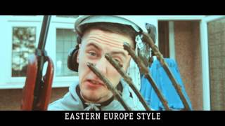EASTERN EUROPE STYLE ! (PSY GANGNAM STYLE PARODY) by BRICKA BRICKA!