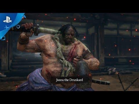 Sekiro: Shadows Die Twice - Juzou the Drunkard   PS4