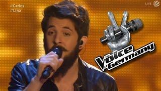 Lina Arndt vs. Carlos Jerez | The Voice 2014 | Live Clash