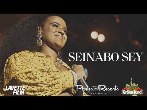 Seinabo Sey – Konsertfilm – Gröna Lund – 23/8 2019
