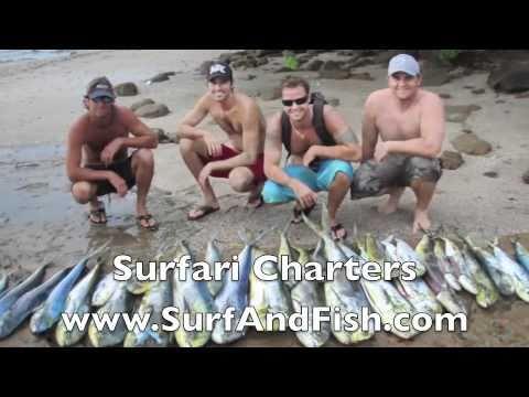 Nicaragua's Surfari Charters