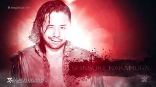 "Shinsuke Nakamura 2nd WWE theme song - ""The Rising Sun"" (Intro cut) with download link"