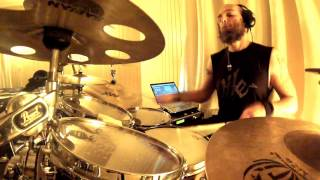 Lukasz 'Lucass' Krzesiewicz - Morbid Angel - Within Thy Enemy - Drum Cover