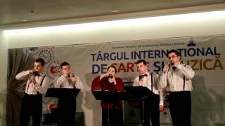 Targ de Carte Brasov 2012-Spectacol Cvintetul Anatoly
