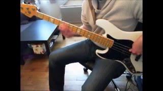 Bass Cover : Devil (Electro Deluxe)
