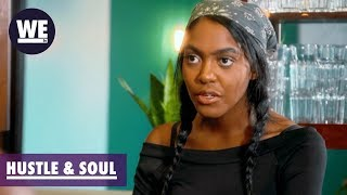 Thandi's Pregnant?! | Hustle & Soul | WE tv