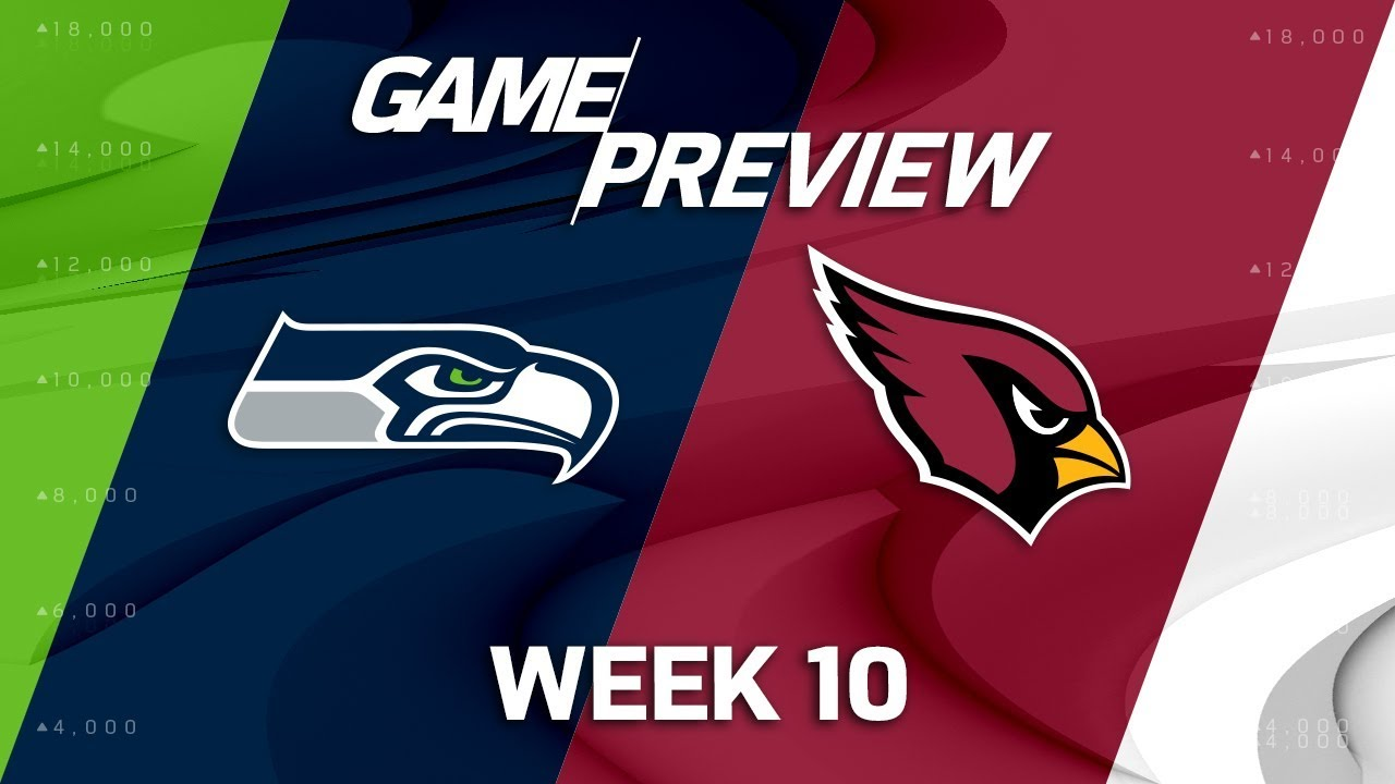 Buy 2018 NFL Tickets Arizona Cardinals Vs Seattle Seahawks