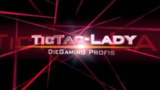 Kanalintro TicTac-Lady