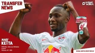 Naby Keita - Welcome to Liverpool - 2017 Skills and Goals