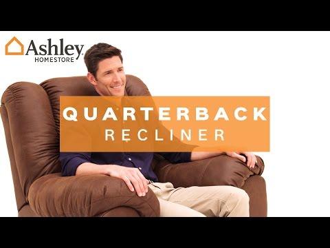 Ashley HomeStore   Quarterback Recliner