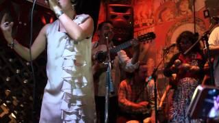 """La Hora Feliz """"Como Fue"""" @ East Side Luv 1-20-13"""