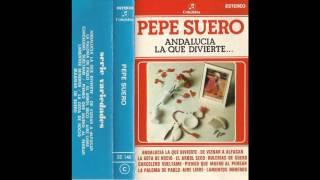 Pepe Suero   Andalucia la que divierte   Cassette   1977   01    Andalucia la que divierte