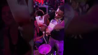 "ADRIEN ""AB BRONER IS ACTING A FOOL IN THE CLUB. LOL!!"