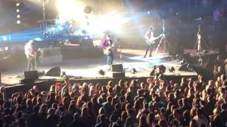 Kings Of Leon - Waste a Moment @ Madison Square Garden 1-20-2017