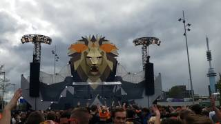 Wildstylez playing Great Spirit (Wildstylez Remix) @ Kingsland Festival 2017 [27-04-2017)
