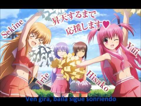 Skip Turn Step En Español de Kanon Wakeshima Letra y Video