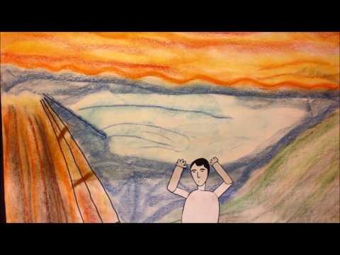 Animasjonsfilmer fra barneverksted i Munchmuseet