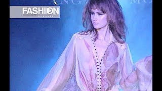 ANGELO MOZZILLO Haute Couture Spring Summer 2003 Rome - Fashion Channel