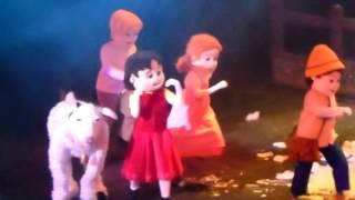 """HEIDI, EL MUSICAL. """"ABUELITO DIME TU""""-TEATRO COLISEO. BUENOS AIRES"""