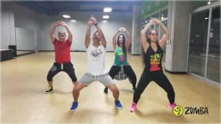 "ZUMBA ""Movimento da Sanfoninha"" (Anitta) ZES Priscila Sartori By Honduras Dance Crew"