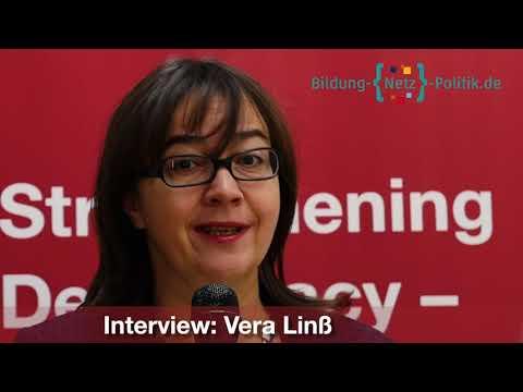 Vera Linß im Gespräch mit Prof. Dr. Henning Vöpel über Digitalisierung und Vernetzung im Bereich der Wirtschaft (Kurzfassung) (Direktor des  Hamburgischen WeltWirtschaftsInstituts)