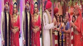 कसम: ऋशी-मल्लीका की शादी, तनुजा के सामने आया सच.. | Kasam Tere Pyaar Ki: Rishi-Mallika marriage