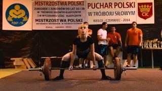 Renata Barteczko 142,5kg Deadlift