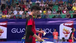 R16 - MD (Highlight) - Chai B./Zhang N. vs M.Boe/C.Mogensen - 2013 BWF World Championships