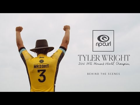 Being the Antihero: Behind the Scenes of Tyler Wright?s Win