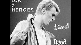 David Bowie - Sons of the Silent Age - Live
