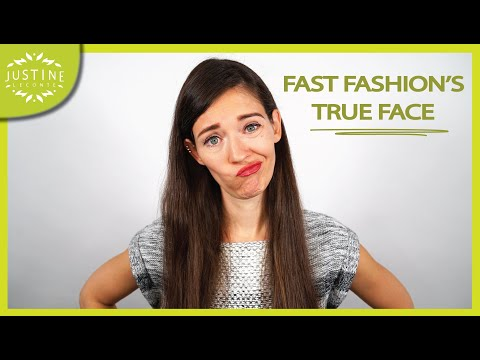 Video: When Fast Fashion brands think we are not watching… ǀ #PayUp ǀ Justine Leconte