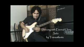 Transatlantic - Dancing with the Eternal Glory - Cover - Sergio Rivas