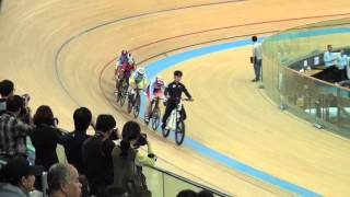 UCI World Cup Hong Kong 2016: WK Rep Basova, Marchant