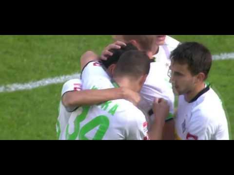 Juan Arango (BORUSSIA MOENCHENGLADBACH – Eintracht Frankfurt)