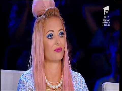 Compoziție proprie. Vezi aici cum cântă Cornel Rusalim la X Factor!