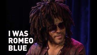 "Lenny Kravitz Used to be ""Romeo Blue"""