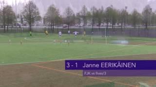 Edustus: Janne Eerikäinen Highlights 2016